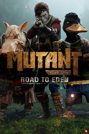 Mutant Year Zero: Road to Eden poster image on Steam Backlog