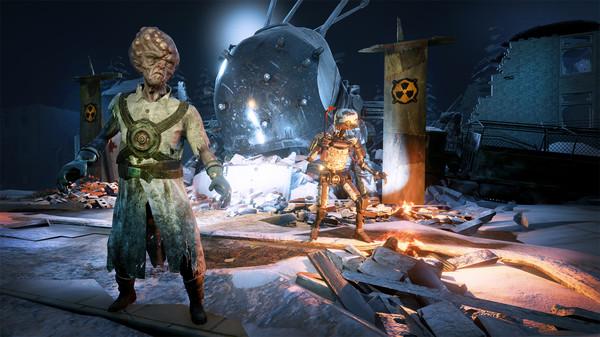 скриншот Mutant Year Zero: Road to Eden 3
