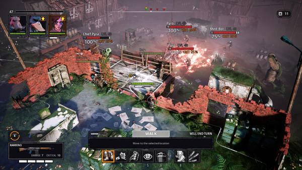 скриншот Mutant Year Zero: Road to Eden 2