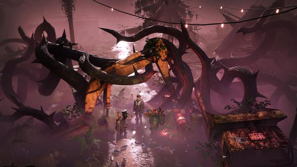 скриншот Mutant Year Zero: Road to Eden 1