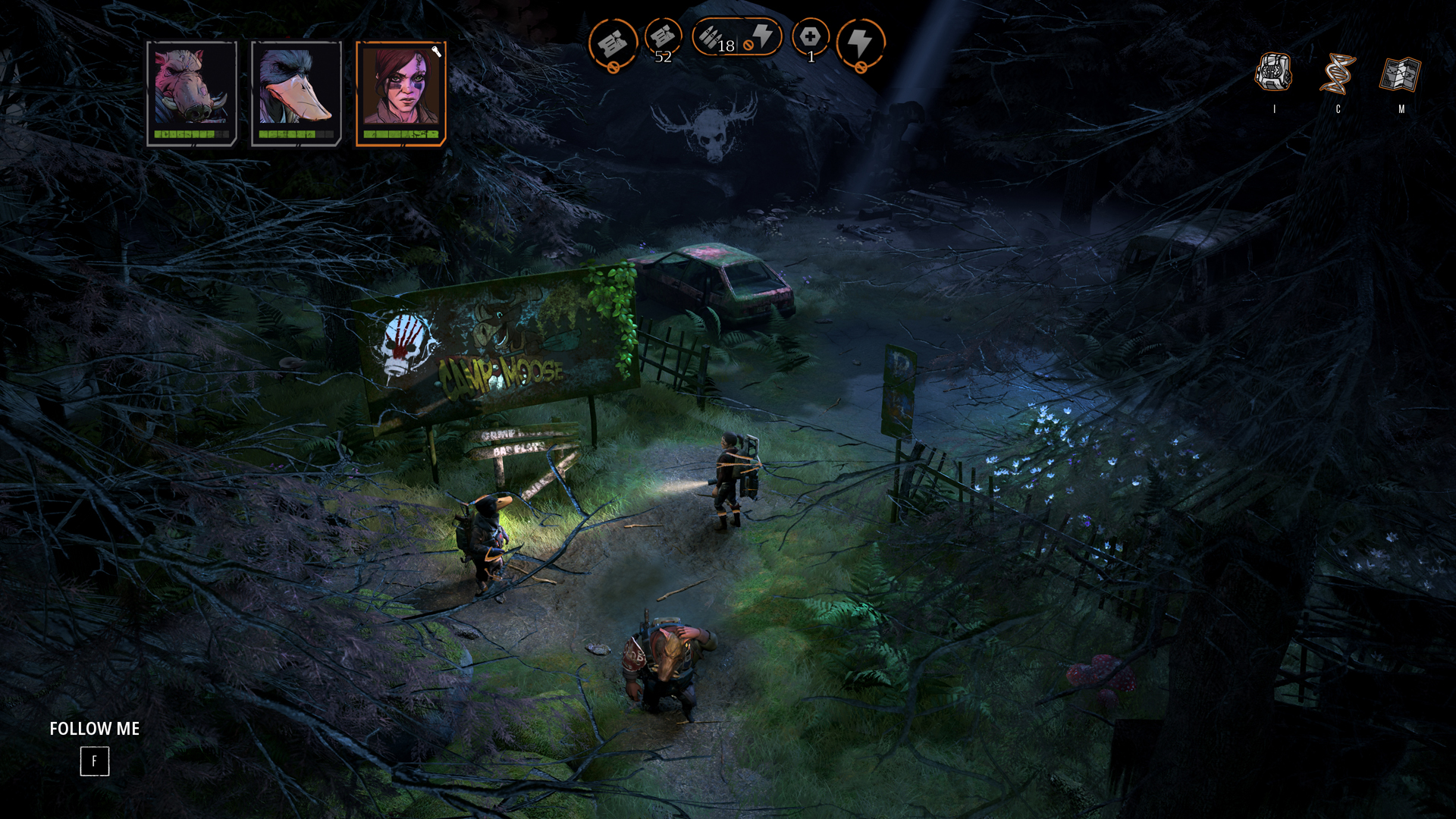 Mutant Year Zero: Road to Eden (Funcom) (RUS|ENG|MULTi)