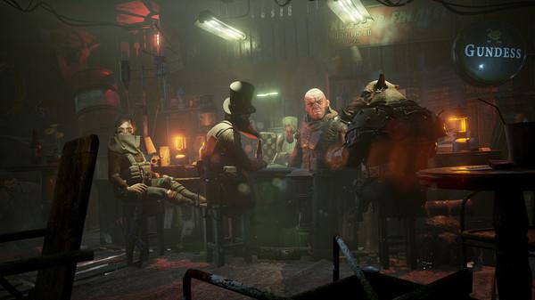 скриншот Mutant Year Zero: Road to Eden 4