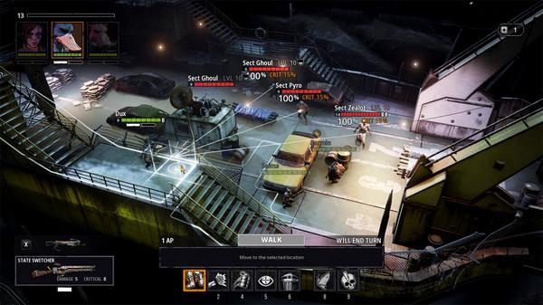 скриншот Mutant Year Zero: Road to Eden 6
