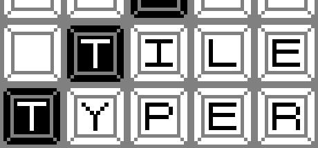 Tile Typer