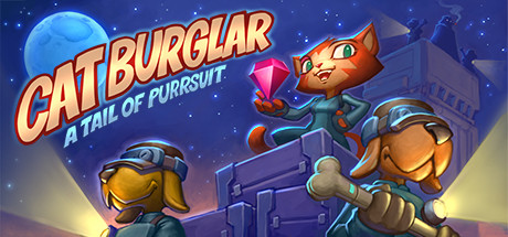 CAT BURGLAR A TAIL OF PURRSUIT-ALI213
