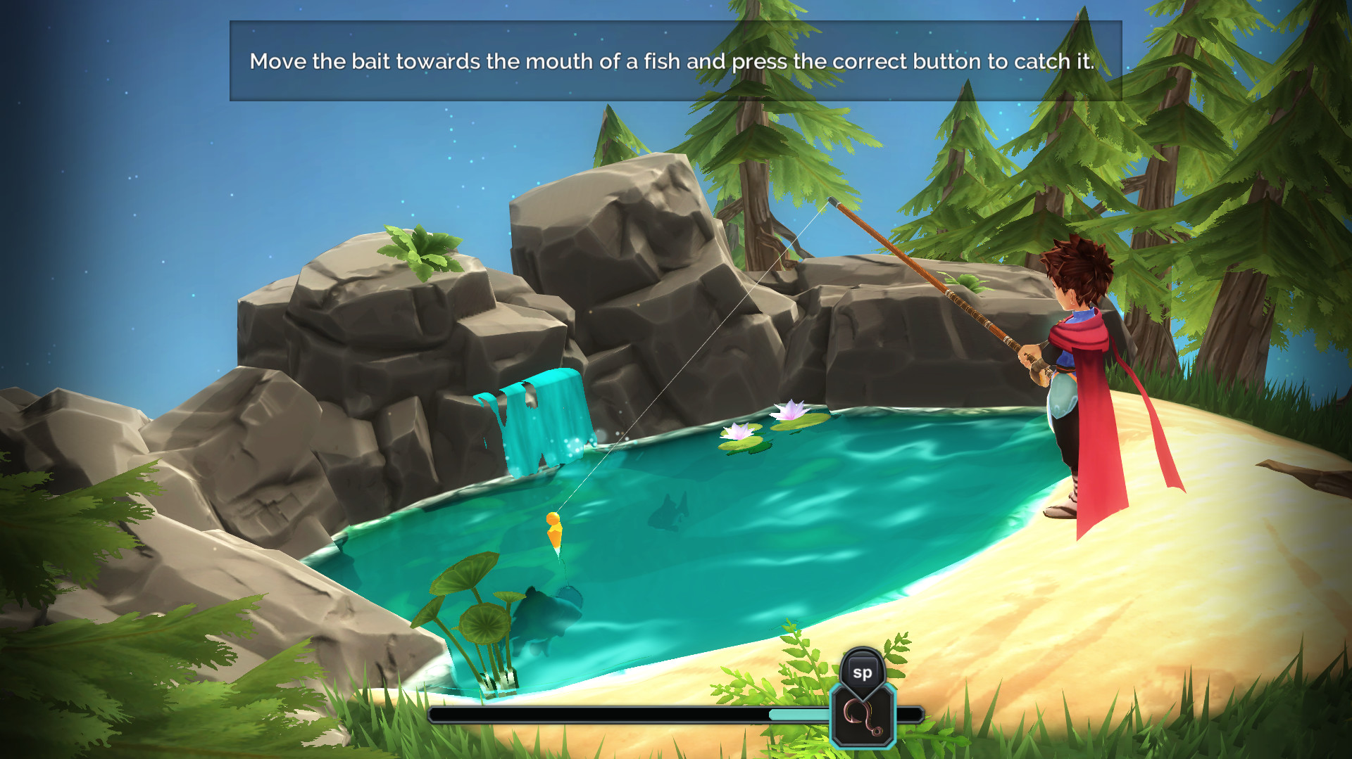 Deiland Screenshot 1