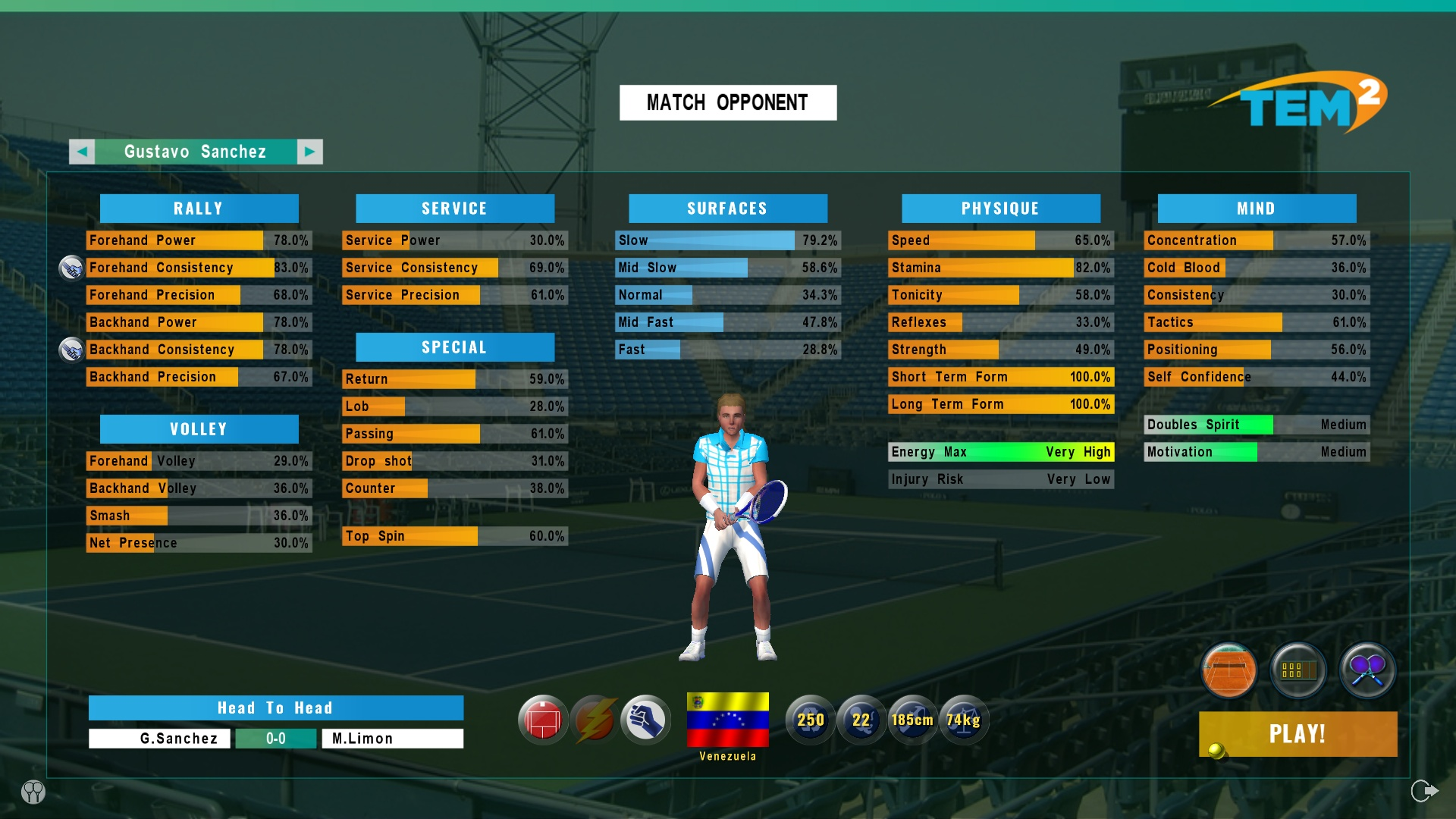 download tennis elbow manager