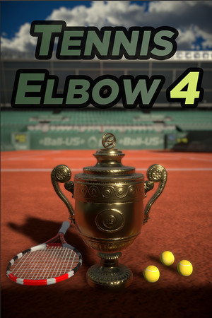 Tennis Elbow 4 poster image on Steam Backlog