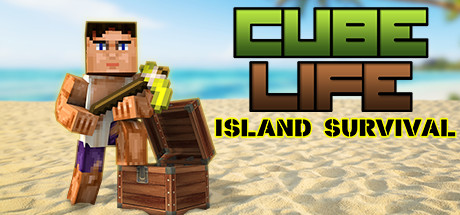 Cube Life: Island Survival cover art