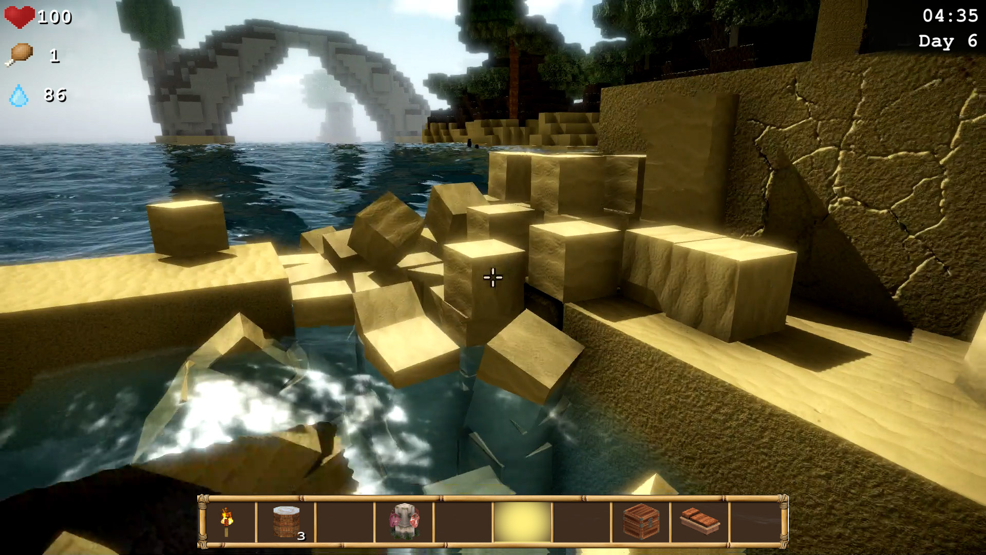 Cube Life: Island Survival [2018|Eng|Multi3]
