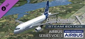 FSX Steam Edition: Airbus Series Vol. 1 Add-On