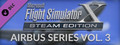 FSX Steam Edition: Airbus Series Vol. 3 Add-On