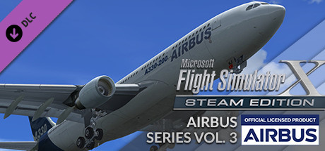 FSX Steam Edition: Airbus Series Vol  3 Add-On on Steam