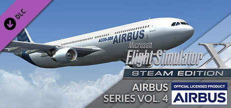 FSX Steam Edition: Airbus Series Vol  4 Add-On on Steam