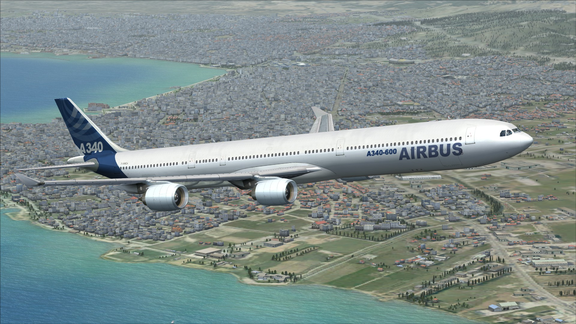 FSX Steam Edition: Airbus Series Vol  4 Add-On