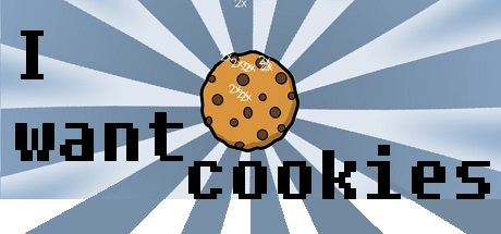 I want cookies cover art