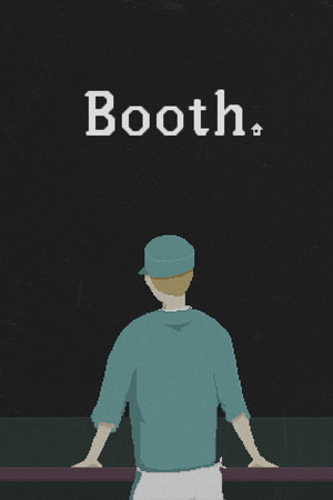 Booth: A Dystopian Adventure poster image on Steam Backlog