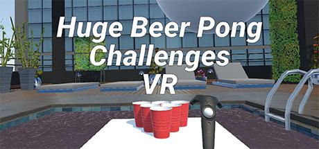 Huge Beer Pong Challenges VR