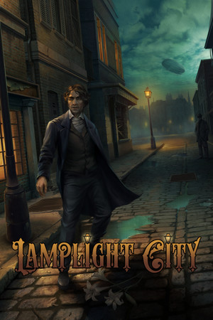 Lamplight City poster image on Steam Backlog