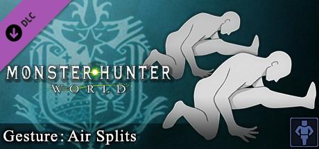 Monster Hunter: World - Gesture: Air Splits