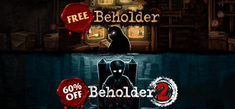 Daily Deal - Beholder 2, 60% Off + a free non-giftable copy of Beholder