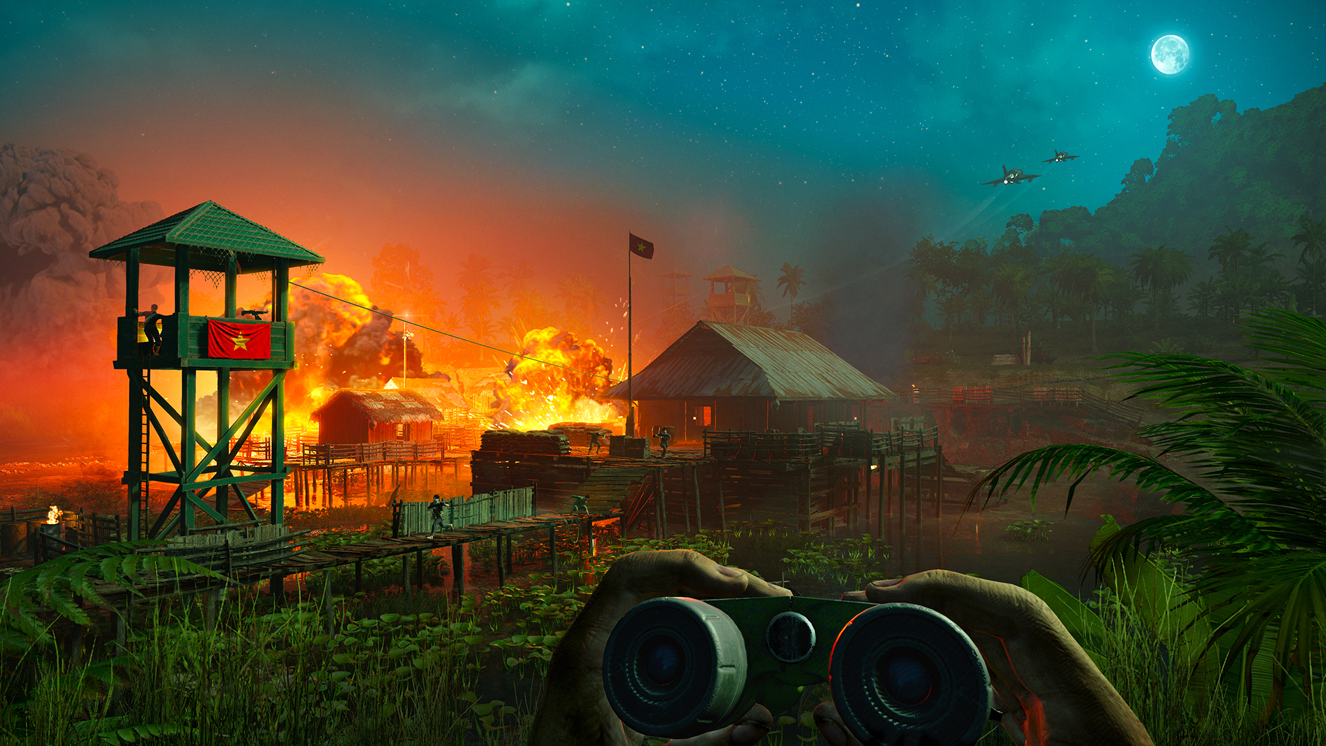 Far Cry 5 Hours Of Darkness On Steam