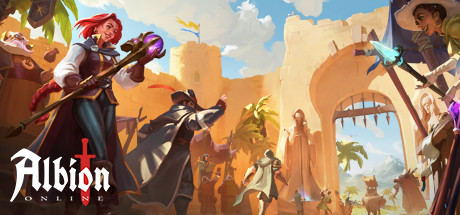 Albion Online technical specifications for laptop