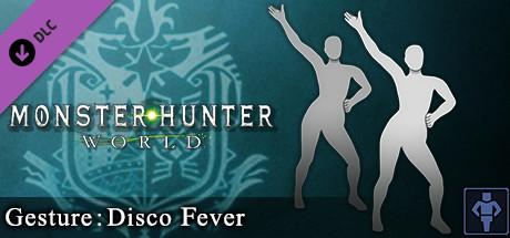 Monster Hunter: World - Gesture: Disco Fever
