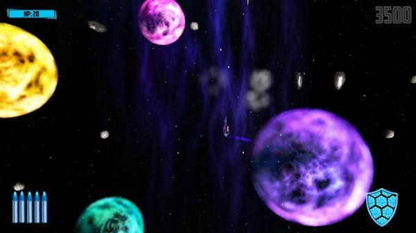 GALAXY 3D SPACE DEFENDER