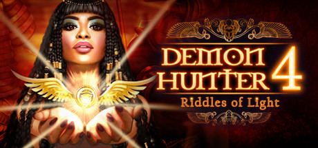Demon Hunter 4: Riddles of Light cover art
