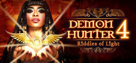 Teaser for Demon Hunter 4: Riddles of Light