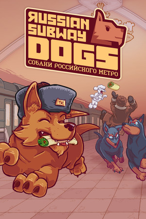 Russian Subway Dogs poster image on Steam Backlog