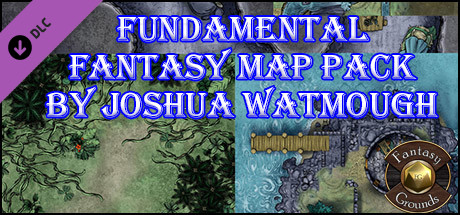 Fantasy Grounds - Fundamental Fantasy Map Pack by Joshua Watmough (Map Pack)