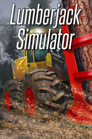 Lumberjack Simulator poster image on Steam Backlog
