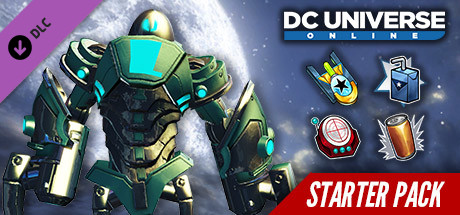 DC Universe Online™ - Starter Pack by LexCorp