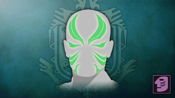 Monster Hunter: World - Face Paint: Shade Pattern