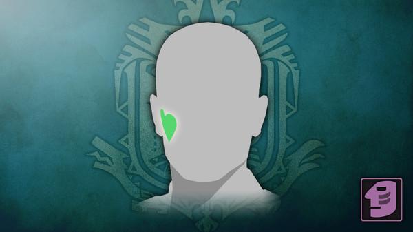 Monster Hunter: World - Face Paint: Heart Shape