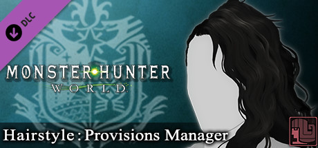 Monster Hunter: World - Hairstyle: Provisions Manager