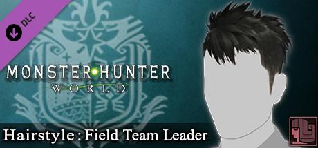 Monster Hunter: World - Hairstyle: Field Team Leader