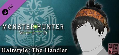 Monster Hunter: World - Hairstyle: The Handler