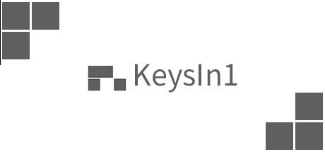 KeysIn1