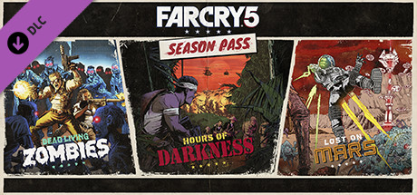 Far Cry® 5 - Season Pass on Steam