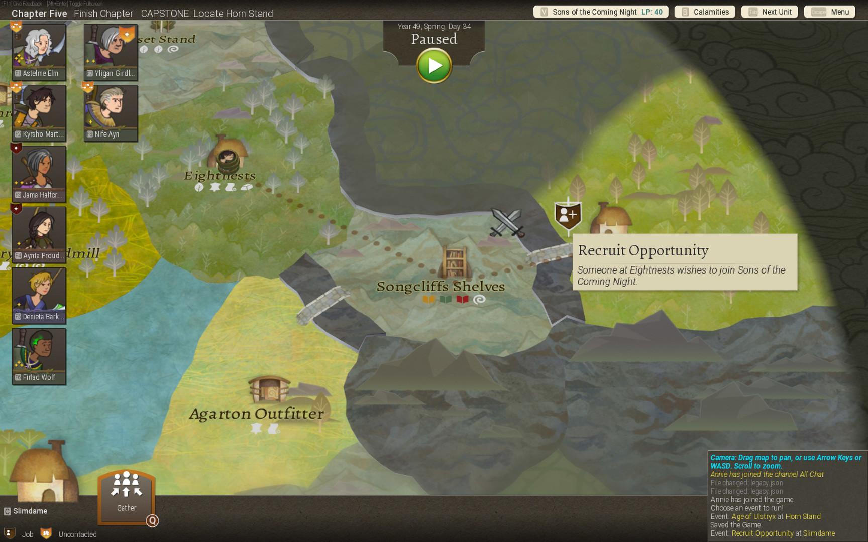 Wildermyth on Steam