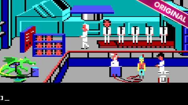 Leisure Suit Larry 1 - In the Land of the Lounge Lizards