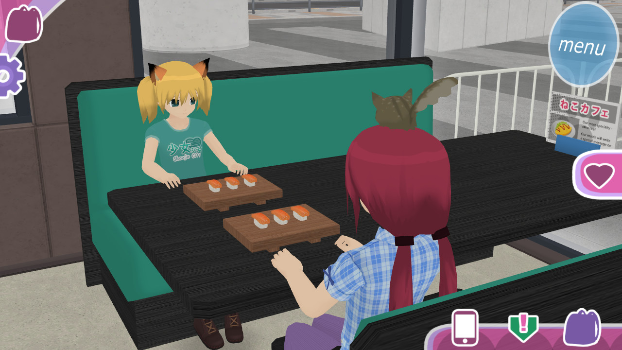 dating game simulator reaction time table 2