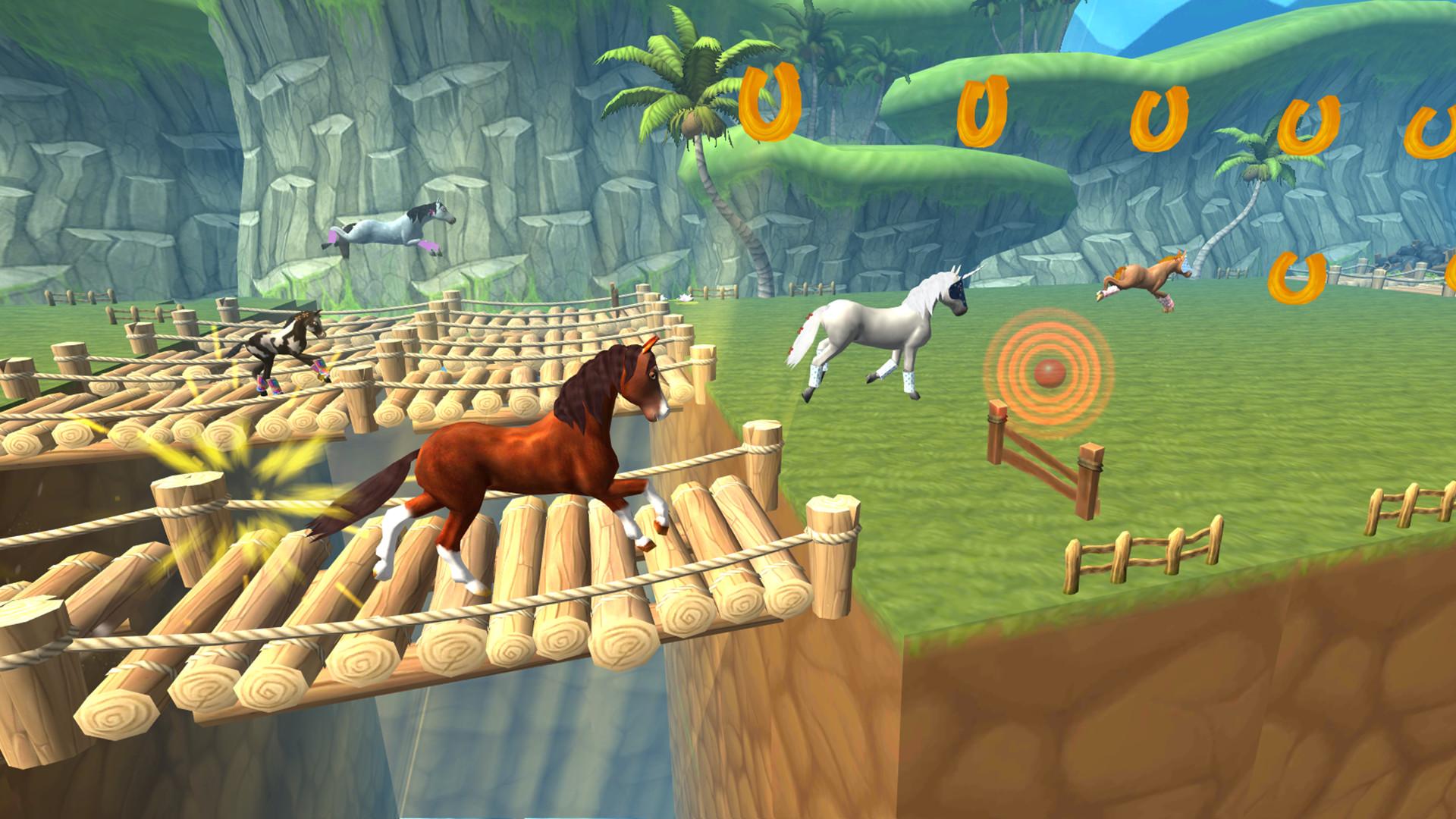 Игры с лошадьми список картинки круговорот