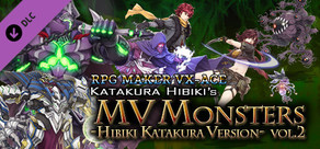 RPG Maker VX Ace - MV Monsters HIBIKI KATAKURA ver Vol.2