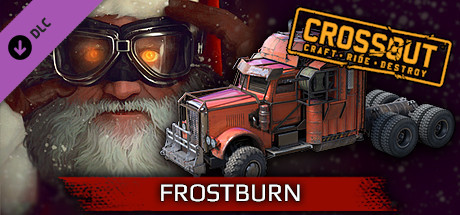 Crossout - Frostburn Pack
