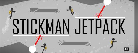 Stickman Jetpack