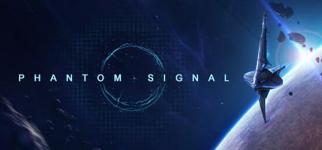 Phantom Signal — Sci-Fi Strategy Game